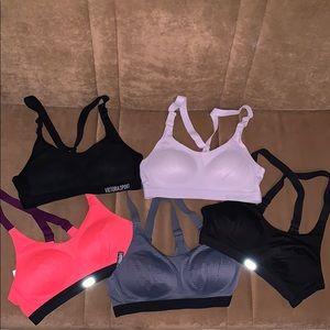 Victoria's Secret Sports Bras Bundle